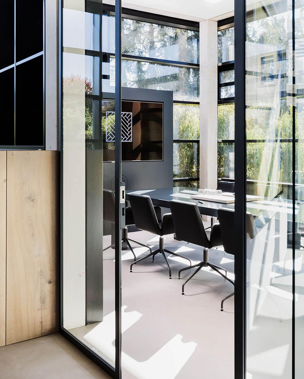 Konferenzbereich des Büros für Architektur und Projektentwicklung - Eberhard und Florian Horn