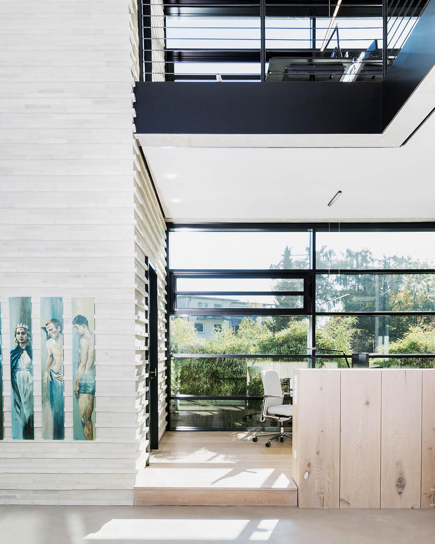 Großzügiges Loft - Architektur Eberhard Horn Designgruppe
