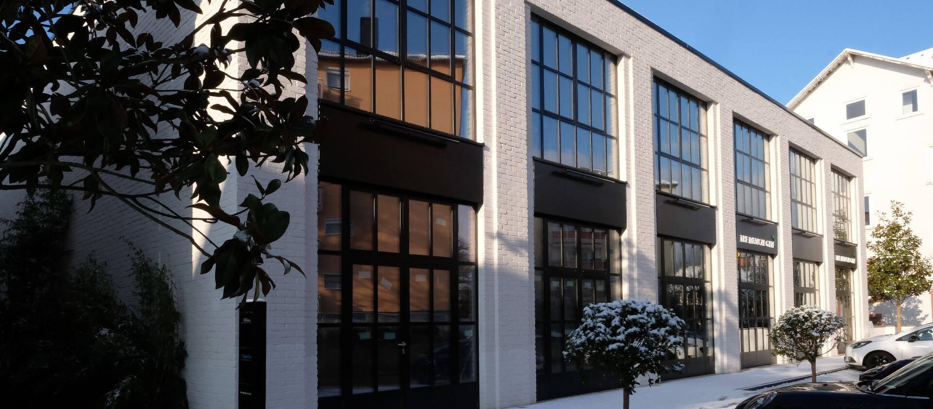 Architektur Florian + Eberhard Horn Loft-Gebäude Außenansicht