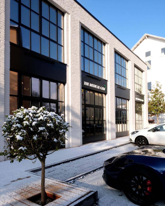 Architektur Florian + Eberhard Horn Backsteinfassade