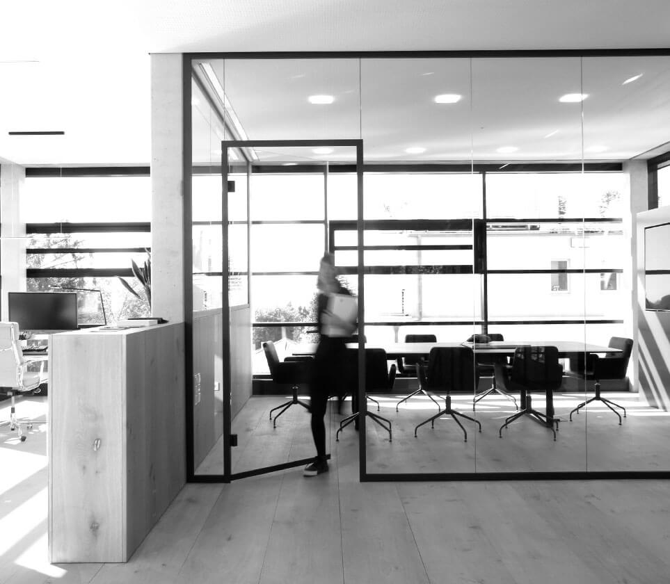 Konferenzraum der Eberhard Horn Designgruppe - Architektur und Projektentwicklung