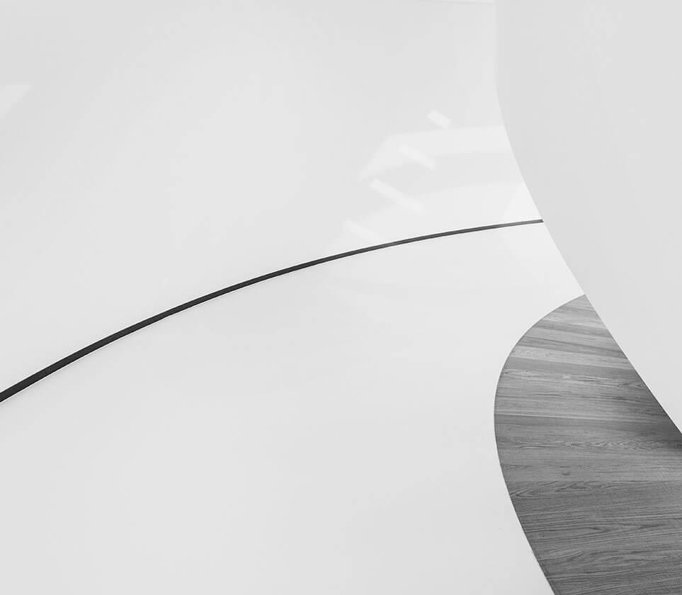 Detail Treppenhaus geplant von Eberhard + Florian Horn GmbH