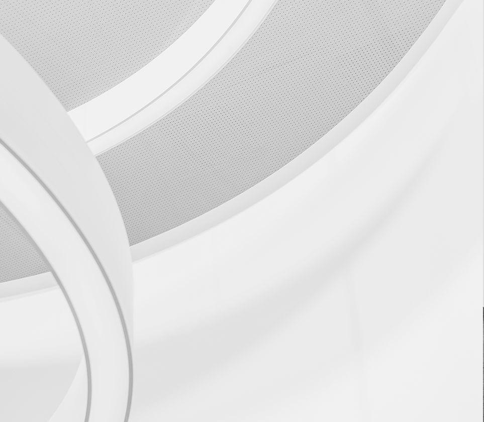 Detail Lampen in Büro geplant von Eberhard + Florian Horn GmbH