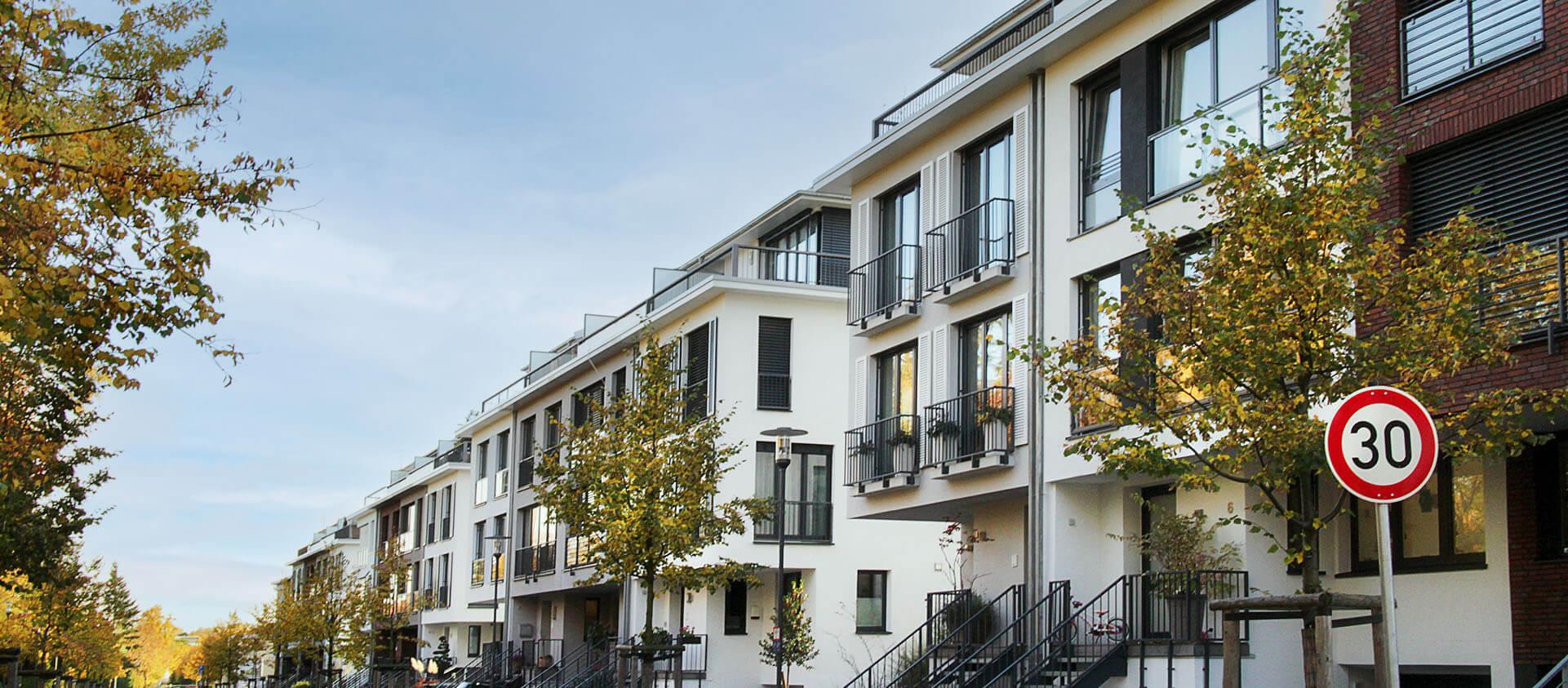 20 Townhouses Bad Soden a. Ts., Eberhard Horn Designgruppe
