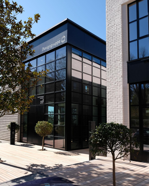 Architektur Office der Eberhard Horn Designgruppe Königstein