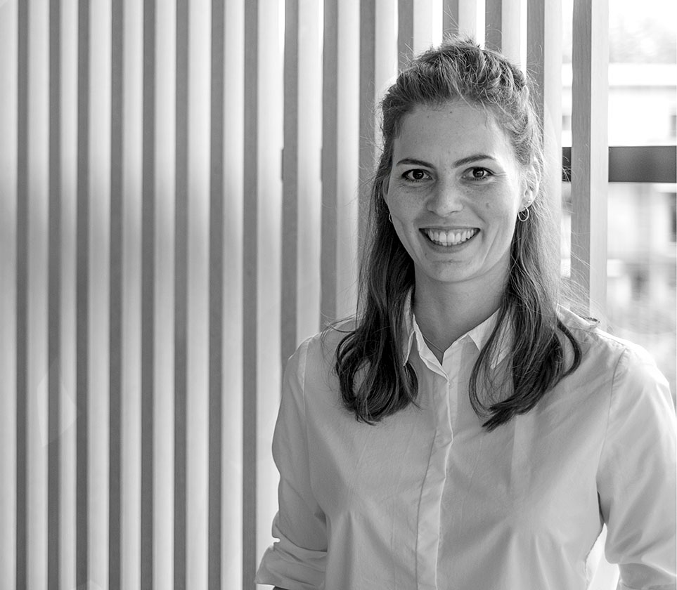 Marisa Horn Architektin, Eberhard Horn Designgruppe, Porträt